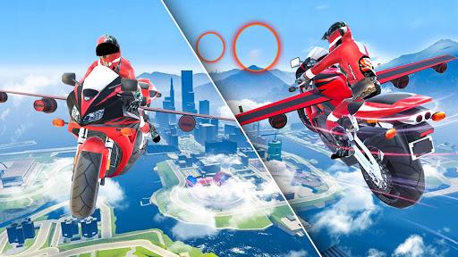 Mega Ramp Impossible Tracks Stunt Bike Rider Games 2.9 screenshots 5