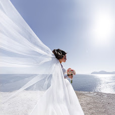 Wedding photographer Liliya Kulinich (Liliyakulinich). Photo of 25.05.2017