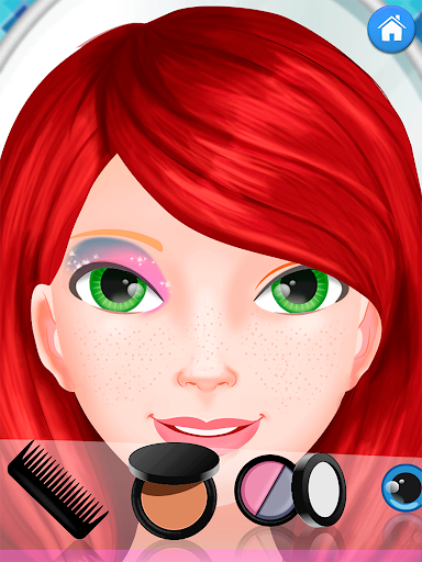 Princess Beauty Makeup Salon screenshot 2