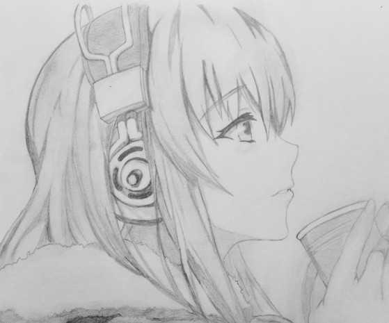 Sketch Anime Manga Screenshot