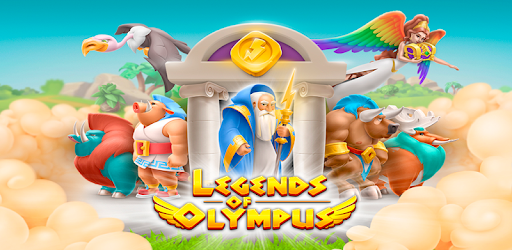Farm & City Building Games with Mythology Legends! Play, Farm Magic Story Game.