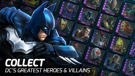 DC Legends MOD 1.20 (Unlimited Money) Apk 1
