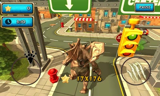 Monster Simulator Trigger City- screenshot thumbnail