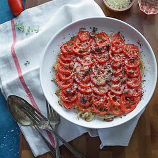 Tomato Fennel Gratin