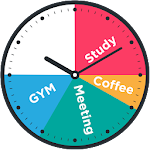 Daily Time Planner With Clock Widget 1.0 (Premium)