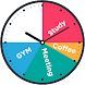 Daily Time Planner With Clock Widget image