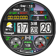 D 113 Digital Watch Face For WatchMaker Users