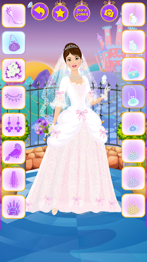 Wedding Dress Up - Bride makeover filehippodl screenshot 3