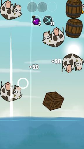 Code Triche Tap Tap Cows - Cow Land APK MOD screenshots 3