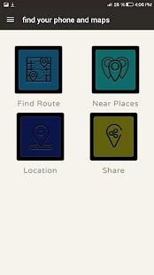 phone finder tracker - náhled