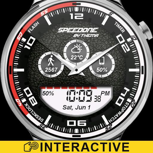 Speed One Watch Face – Apps no Google Play