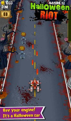 Halloween Riot