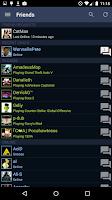 Screenshot of Steam