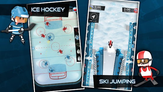 Flick Champions Winter Sports- screenshot thumbnail