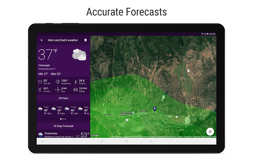 NOAA Weather Radar Live & Alerts screenshot 19