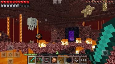 Minecraft: Pocket Edition - screenshot thumbnail 03
