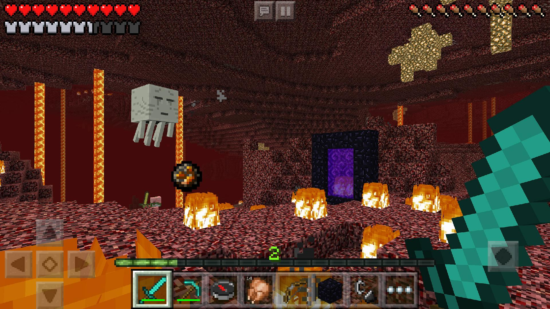 Minecraft: Pocket Edition screenshot #3