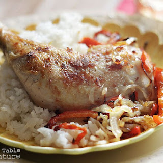 Madagascar Chicken | Akoho sy Sakamalao.