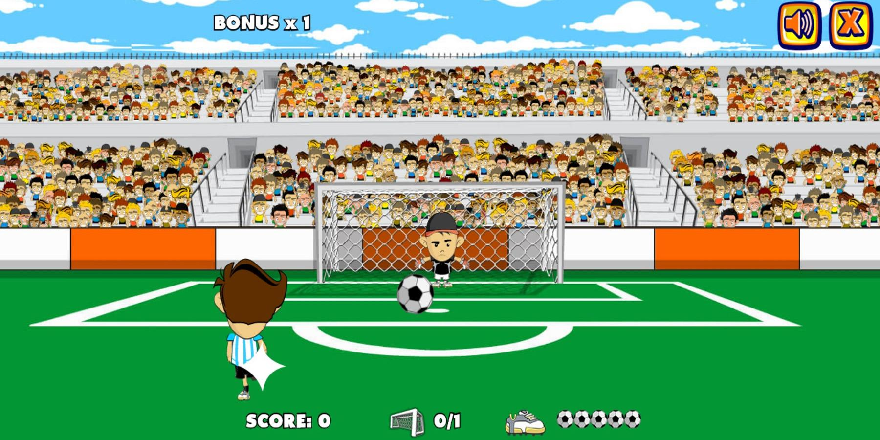 football free kicks game