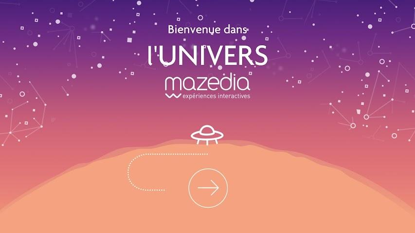 android Univers Mazedia Screenshot 0