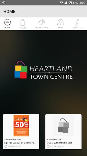 Heartland Town Centre