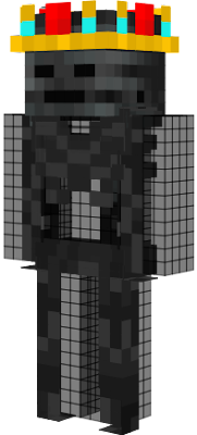 An amazing Wither King
