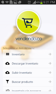 Inventarios Vendiendo.co- screenshot thumbnail