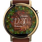 Holiday Spirit 🌟 Watch Face