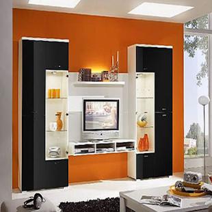 Shelves TV - náhled