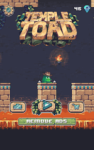 Temple Toad- screenshot thumbnail