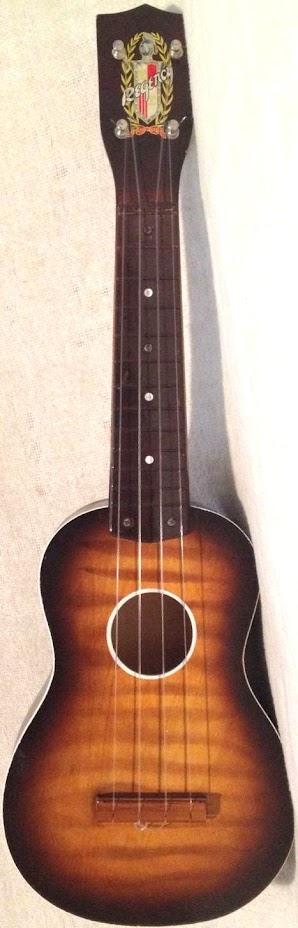 regency soprano ukulele