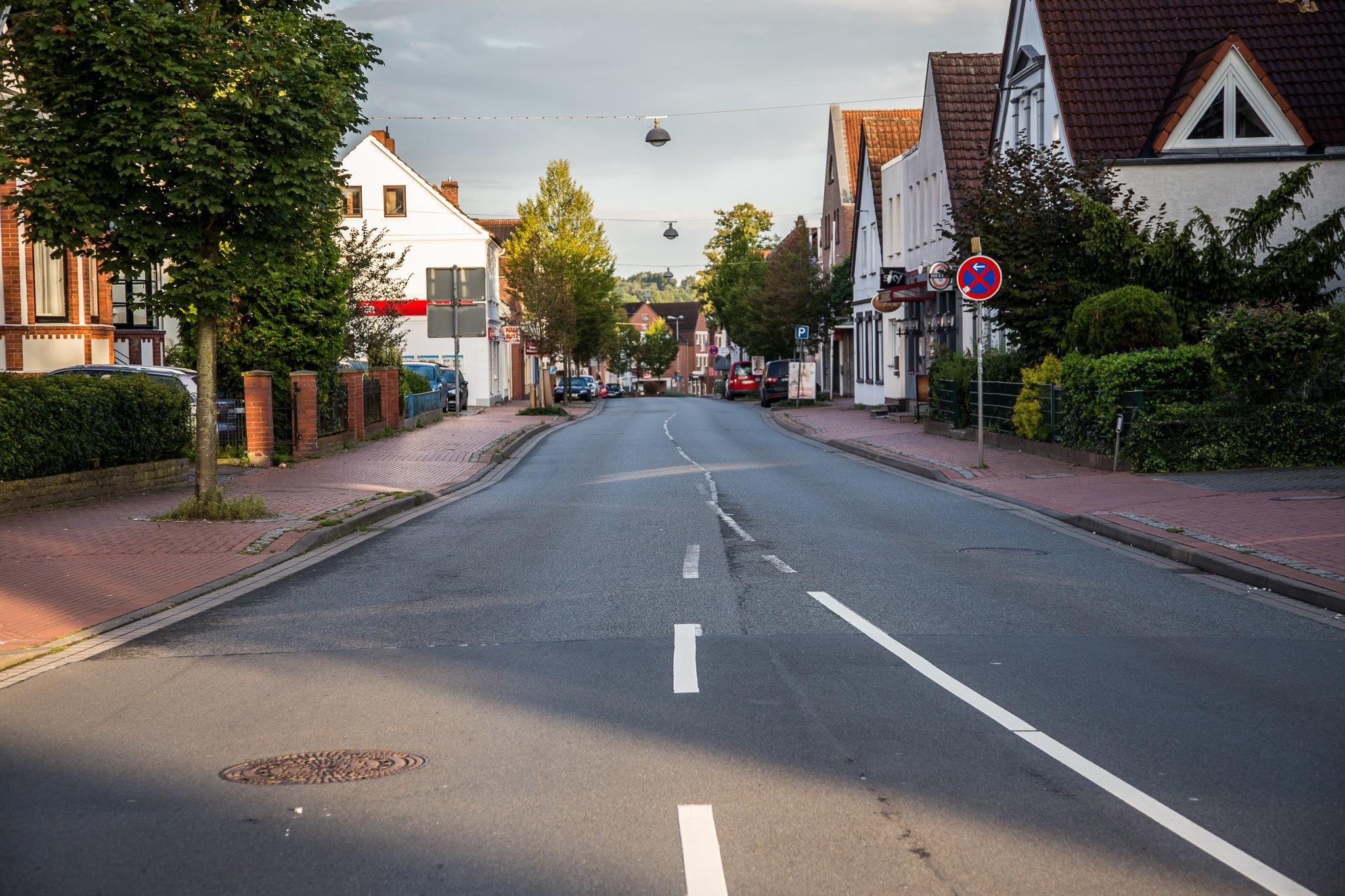 Bahnhofstraße in Osterholz-Scharmbeck