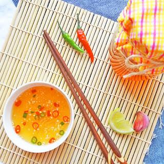 Vietnamese Dipping Sauce – Nuoc Mam Cham.