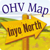 CTUC Inyo NF North OHV Map