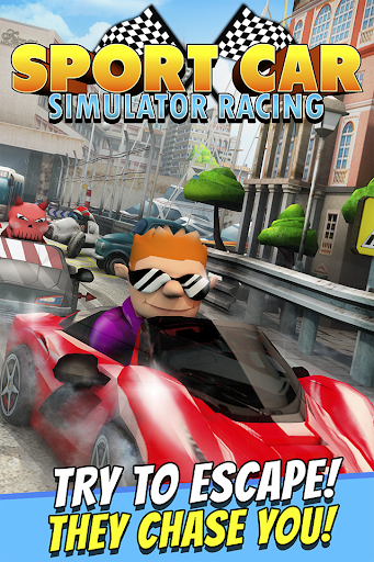 Sport Car Simulator Racing