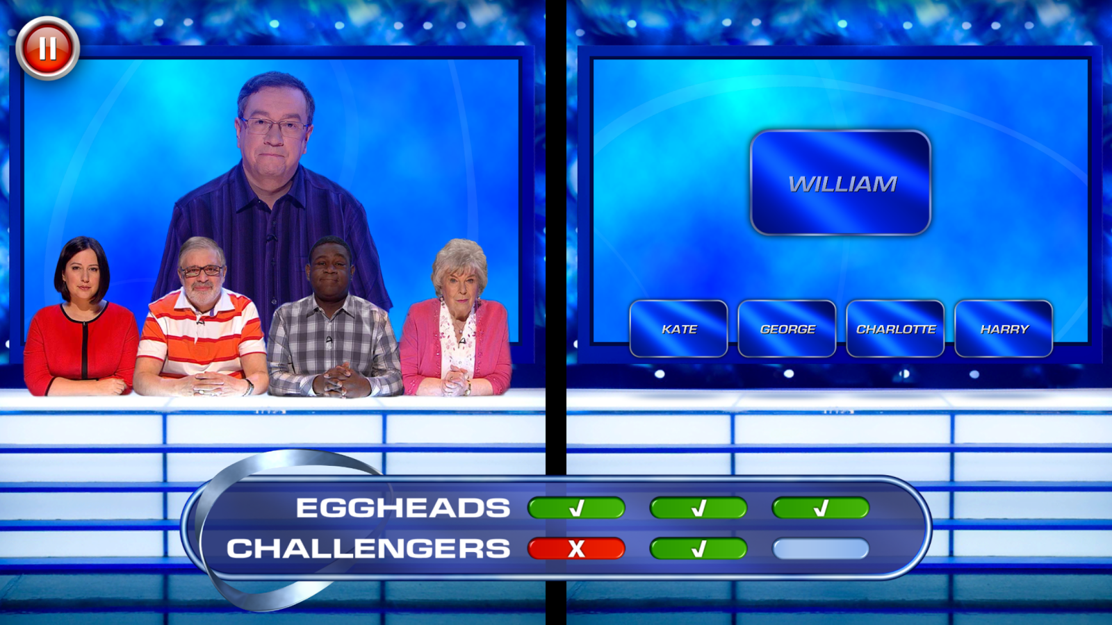 Eggheads- screenshot