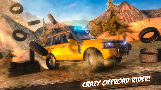 Mission Offroad: Extreme SUV Adventure - náhled