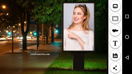 Lets Frame You - Best Photo Frame App for PC