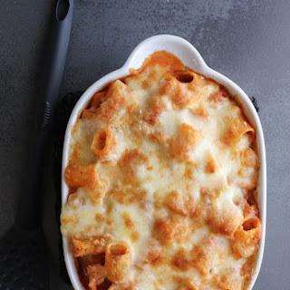 Creamy Cheesy Baked Pasta Recipe