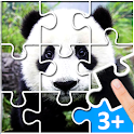 Kids Puzzles Animals & Car. Free jigsaw game! icon