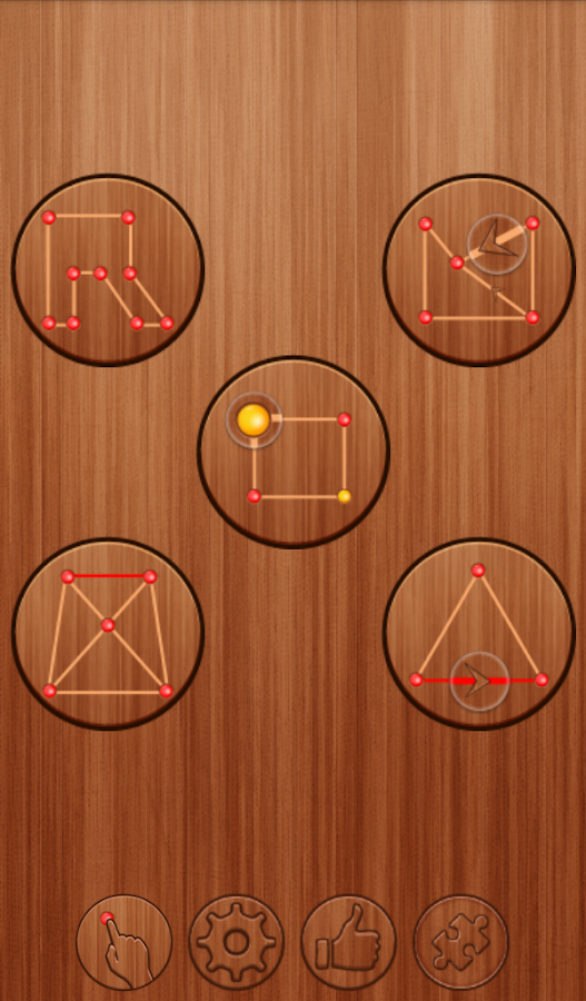 Onetouch Connect - One Touch Drawing to join dots- screenshot