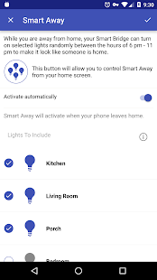 Lutron App for Caséta Wireless- screenshot thumbnail