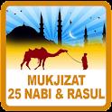Mukjizat 25 Nabi & Rasul icon