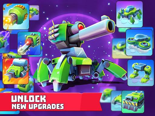 Tanks A Lot! - Realtime Multiplayer Battle Arena 1.30 screenshots 10
