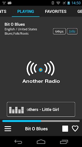 有一个网络收音机
