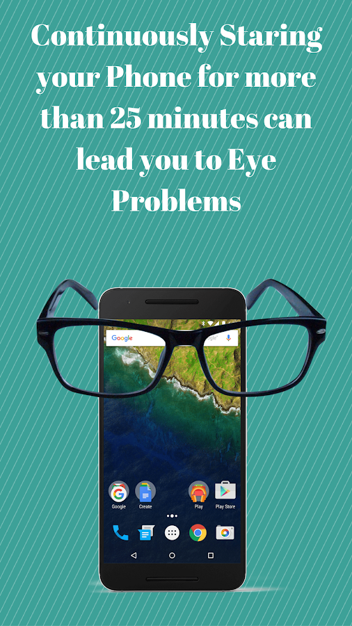 Eye Ease:Screen On Time(Free)- screenshot