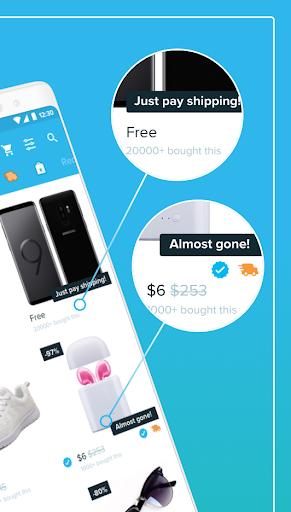 Wish - Shopping Made Fun 4.32.5 screenshots 2