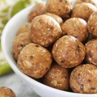 Peanut Butter Oat Balls.