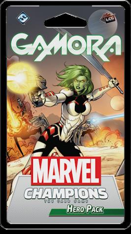 Marvel Champ Gamora Hero Pack