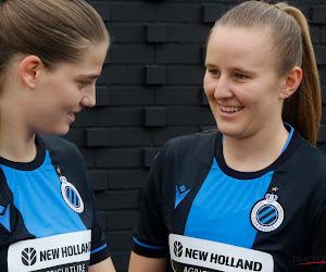 Vrouwen Club Brugge pakken uit met shirtsponsor
